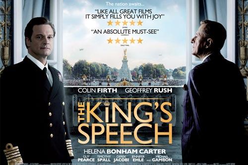 تحلیل فیلم سخنرانی پادشاه
